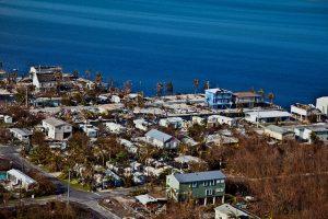 Hurricance Irma damage