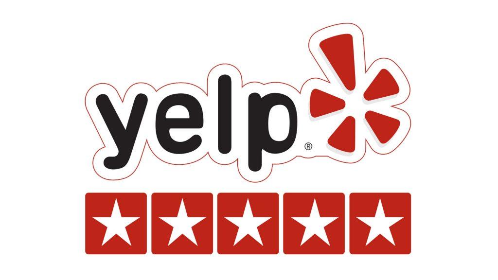 Yelp Five Stars 2